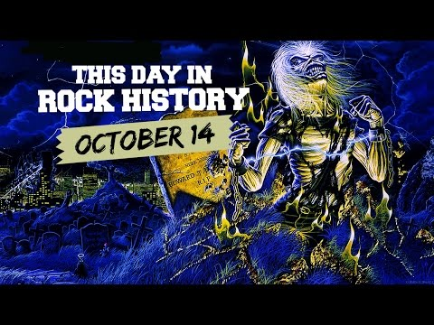 Iron Maiden Is 'Live After Death,' David Bowie's Heroic Effort - October 14 in Rock History