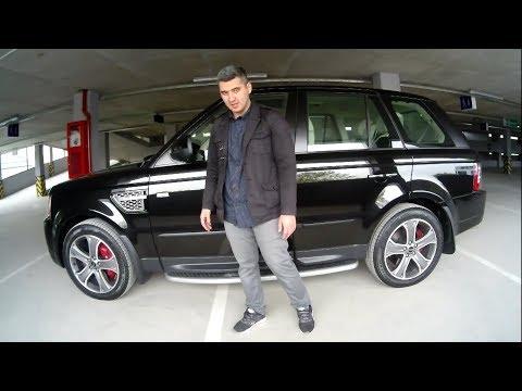 Range Rover Sport Supercharged Autobiography 2012  !! Машина убившая конкурентов одним салоном !!!!