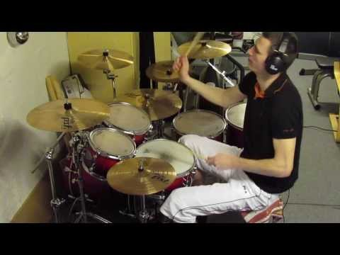 The Axis of Awesome - 4 chords - Drum Improvisation