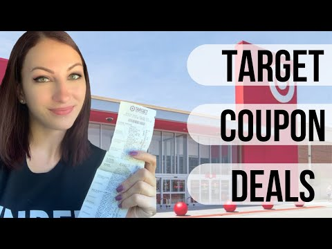 Target Deals! Coupon Offers And Sales!