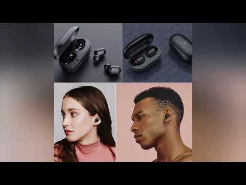Навушники Haylou GT1 Pro TWS Bluetooth Black (6971664930214/6971664930146)