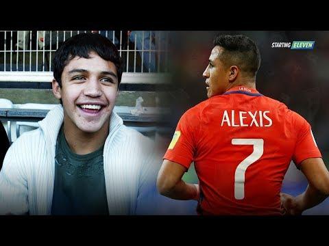Kisah Bocah Tukang Cuci Mobil, Yang Sukses Jadi Pemain Dengan Gaji Termahal di EPL - Alexis Sanchez