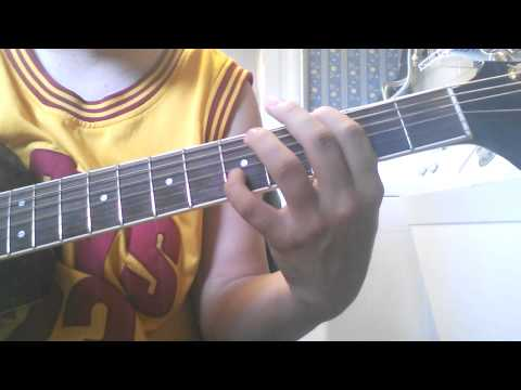 Tesla Love Song acoustic guitar lesson