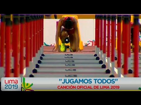 Esta es la canción oficial de los Juegos Panamericanos Lima 2019