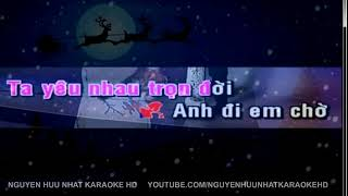 Karaoke Hái Hoa Rừng Cho em (Song Ca Thiếu Giọng Nam)