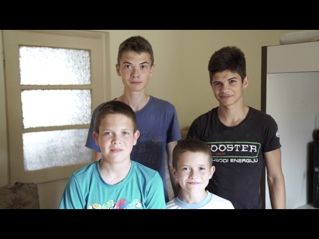 Pomoć porodici Vujinović iz Temerina - Srbi za Srbe