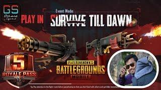Pubg Mobile Play Online Games Live Video & Season 5