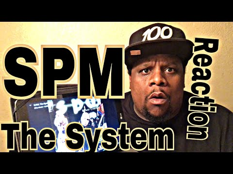 SPM - The System (Official Audio) Reaction Request
