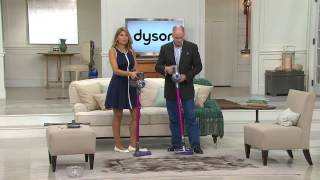 Dyson DC59 Motorhead Cordless Vacuum w/ 7 Attachments with Dan Hughes