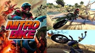 Nitrobike - 3 Races Gameplay PS2 HD