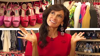 My Unorthodox Life's Julia Haart Gives TOUR of Her Wondrous Closet