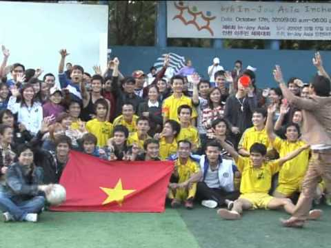 FC XU NGHE KOREA -VO DICH 2010