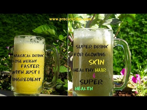 Magical Fruit Juice for Faster Weight Loss ( Great for Skin , Hair and Health )