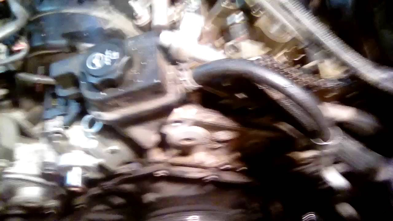 Timing Chain Replacement >> 07 Cadillac DTS Timing chain replacement P3 - YouTube