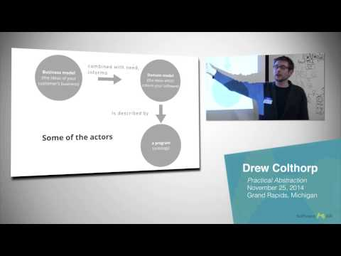 Drew Colthorp - Practical Abstraction (Software GR - Novembe