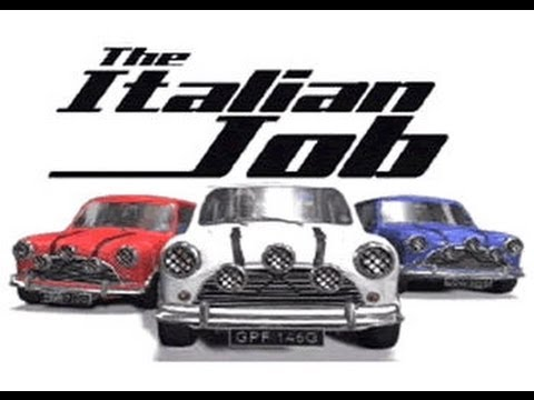 The Italian Job gameplay - Rockstar games - PC [Download link]