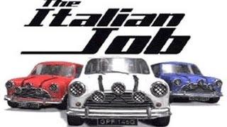 The Italian Job gameplay - Rockstar games - PC [Download link]