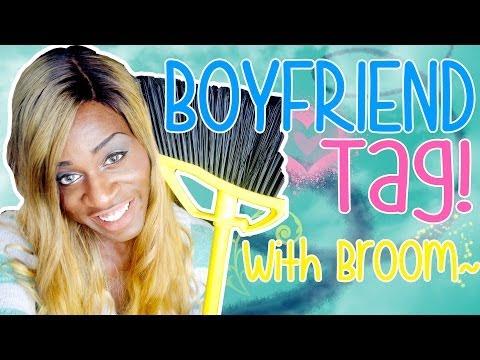 BOYFRIEND TAG with BROOM~