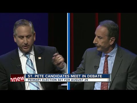 From raw sewage to Sarah Palin, St. Pete mayoral debate goes down a rabbit hole