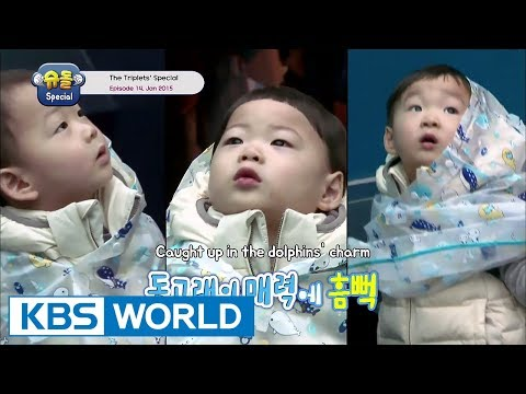 The Return Of Superman - The Triplets Special Ep.14 [ENG/CHN/2017.08.11]