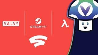 [Vinesauce] VineTalk - Half-Life: Alyx Announcement, Google Stadia & More Discussion