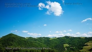 Agriturismo (farm holidays) - Interesting Italy series