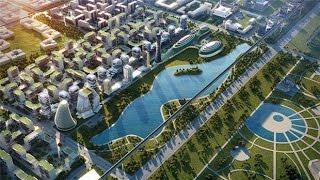 A new project of Baku (Hovsan) 2015-2020/ Новый проект Баку (Говсан)(Как передает ANN.Az, в настоящее время проводятся работы над комплексным развитием проекта. Об этом АзерТадж..., 2016-01-26T12:23:19.000Z)
