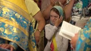 Недалеко от Петербурга в поселке Лесколово строится храм Смоленской Иконы Божией Матери.