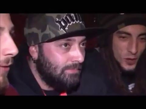 MuD - Burn Your Flag! D.I.Y. Tour Documentary + Special Report TV Serbia