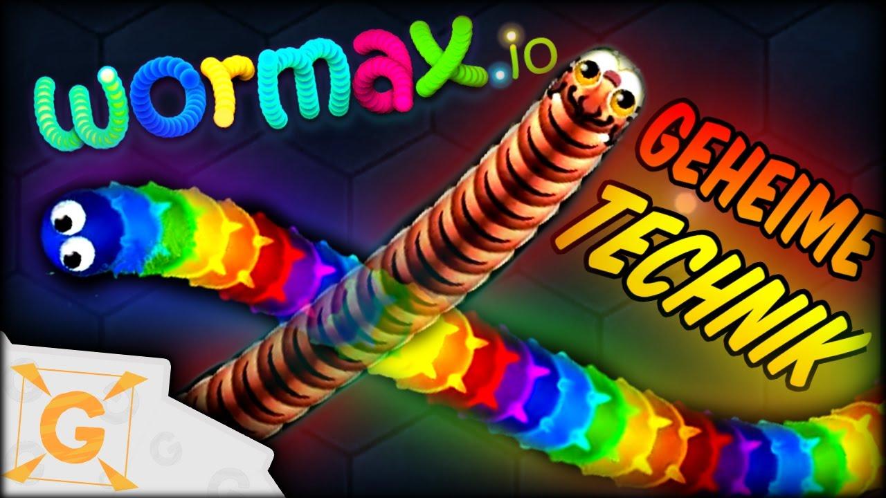 Wormax.io | My Secret TACTIC | Letu0027s Play #003 [German]  sc 1 st  YouTube & Wormax.io | Meine Geheime TECHNIK | Letu0027s Play #003 [German/Deutsch ...