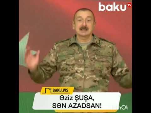Азербайджан - Карабах 2020 - 2021