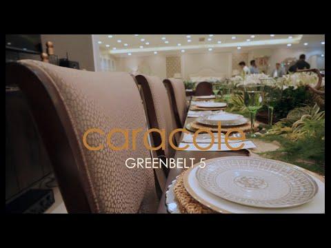 Caracole Greenbelt 5 Anniversary