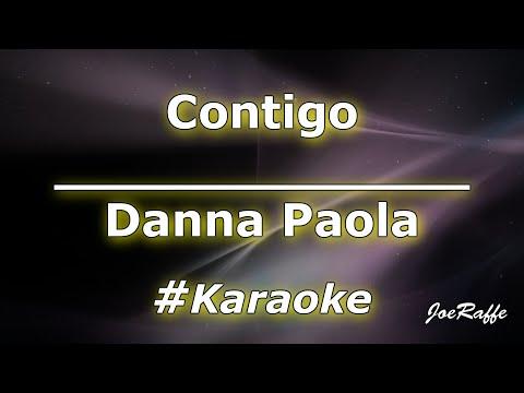 Danna Paola - Contigo Karaoke