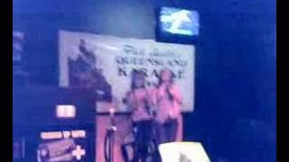 quinnie n kathryn- karaoke
