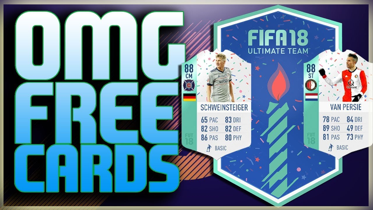 HOW TO GET FUT BIRTHDAY CARDS FOR FREE SPEND NO COINS SBC COMPLETED TOURE ROONEY CHEAP