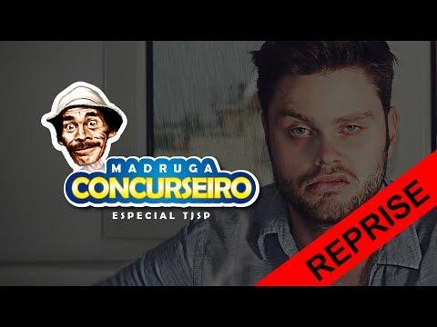 Reprise - Madruga Concurseiro