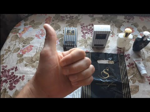 Парфюмерная вода - РЕКОМЕНДУЮ! PARFUM S-parfum