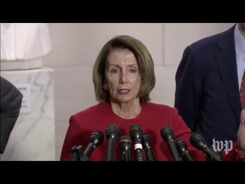 Schumer, Pelosi and Democrats hold news conference on tax plan