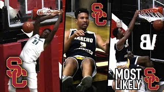 USC Commits Go Head To Head In Front Of USC Coach - Chino Hills VS Rancho Christian SEMIFINALS