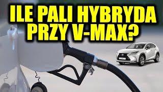 Ile pali HYBRYDA przy 190 km/h? - MOTODORADCA