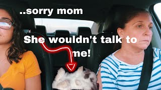 I BOUGHT A PET WITHOUT TELLING MY MOM AND THIS IS WHAT HAPPENED!!