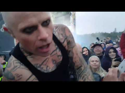 Prodigy. Live in Iceland at Secret Solstice 2017