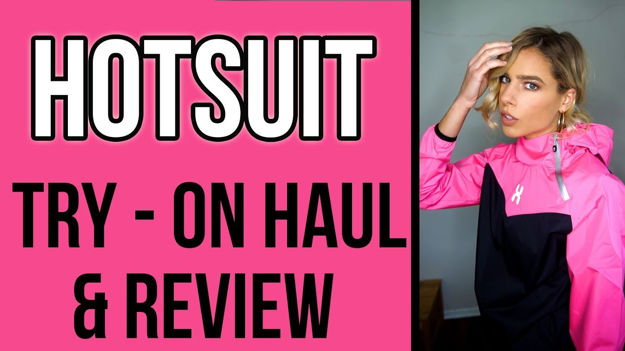 sells sale presenting HOTSUIT TRY ON HAUL AND REVIEW - SPORTSWEAR