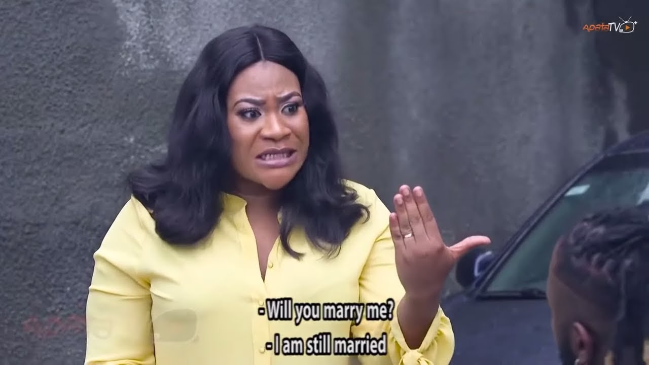 Download Unsane Yoruba Movie 2019 Now Showing On ApataTV+