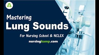 What are normal abnormal lung sounds  Stridor Wheezes Rhonchi Crackles Nursing NCLEX Review 2019