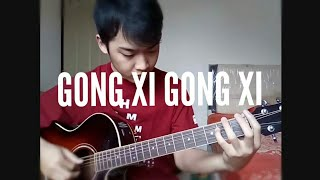 GONG XI GONG XI (Fingerstyle Guitar Cover by Ludwig Nathanael)