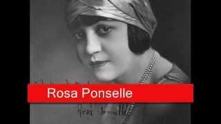 Rosa Ponselle: Verdi - Il Trovatore,