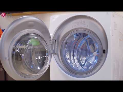 LG SIGNATURE Washer/Dryer Combo - General Usage