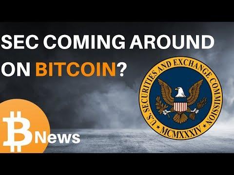 SEC Coming Around on Bitcoin? Plus High-Performance Blockchain - Today's Crypto News