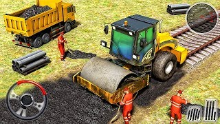Train Station Construction Railway 2019 - Best Android GamePlay